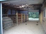 Columbia MO barn construction