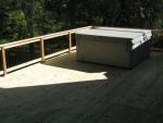 custom deck Molly Ln