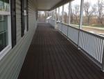 deck New Franklin