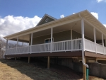 New Franklin custom deck