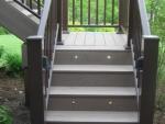 residential deck Ridgefield Dr