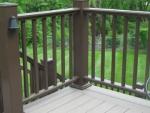 deck construction Ridgefield Dr