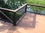 customized deck S Cedar Lake