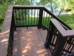 deck installation S Cedar Lake
