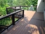 custom decks S Cedar Lake