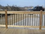 deck in Thornbrook Parkway