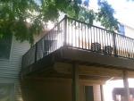 Valley Vista custom deck