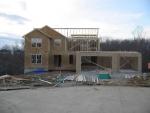 Vanderveen new home - before