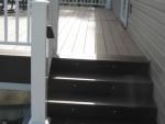 Wade School Rd custom deck