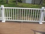 deck installation Wade School Rd