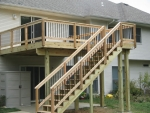cedar decks Weston Dr