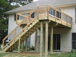Weston Dr cedar deck