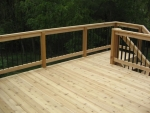 custom deck Weston Dr