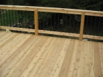 Weston Dr custom deck