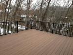 custom deck Wildwood